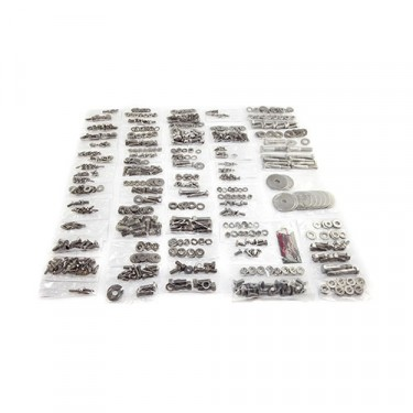 Body Fastener Kit, Fits 76-83 CJ5