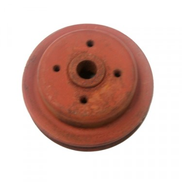 Single Groove Water Pump Pulley, 41-71 Jeep & Willys