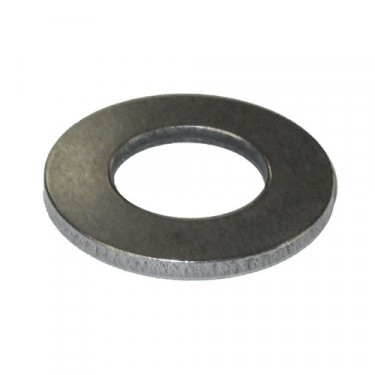 Front Axle Shaft Nut Washer, 41-71 Willys & Jeep with Front Dana 25