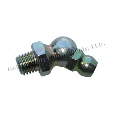 Shift Lever Pivot Pin Grease Zerk Fitting, 41-71 Jeep & Willys with Dana 18 transfer case