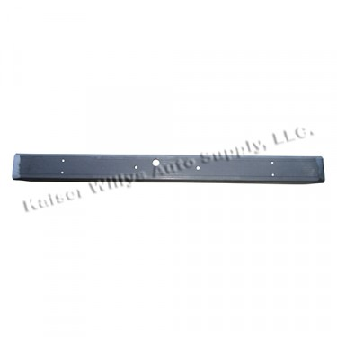 Front Bumper Bar, with gussets,  46-48 CJ-2A