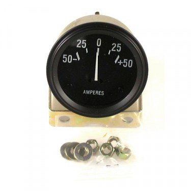 Instrument Panel Ammeter Gauge, 41-64 Willys & Jeep