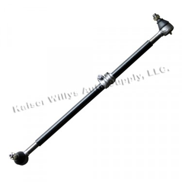 Driver Side Steering Tie Rod Assembly, 46-66 CJ-2A, 3A, 3B, 5