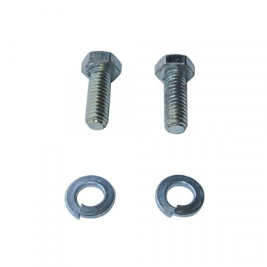 Fuel Pump to Cylinder Block Hardware Kit, Single Action, 41-71 Jeep & Willys with 4-134 engine
