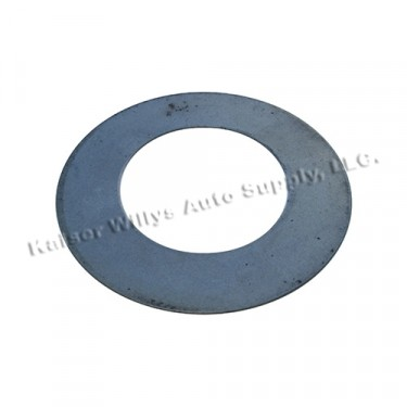 Differential Spider Gear Thrust Washer, Large Flat, 46-64 Truck with Dana 53