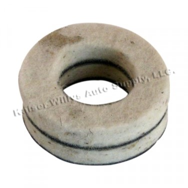 Front Transmission Felt Oil Seal, 41-71 Jeep & Willys with T-84, T-90 Transmission