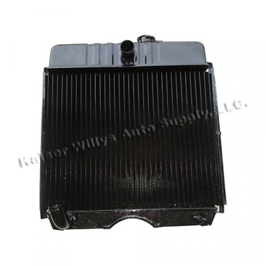 Radiator Assembly,  46-53 Truck, Station Wagon, Jeepster