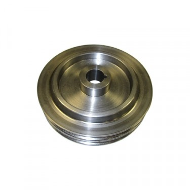 Double Groove Crankshaft Pulley, 50-66 M38, M38-A1