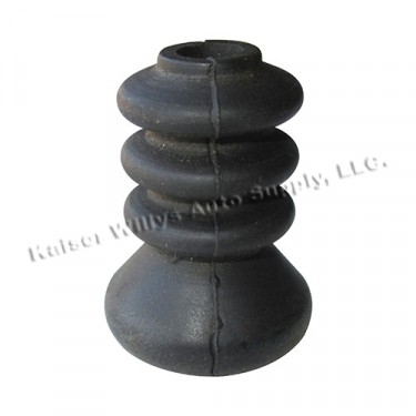 Master Brake Cylinder Rubber Dust Boot, 41-66 Jeep & Willys