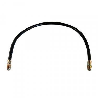 Oil Filter Inlet Hose 22 inch, 41-53 MB, GPW, CJ-2A, 3A, M38
