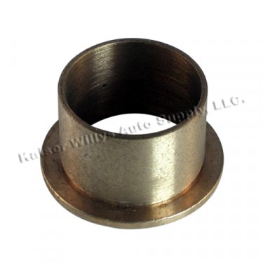 Front Axle Bronze Spindle Bushing, 41-71 Jeep & Willys