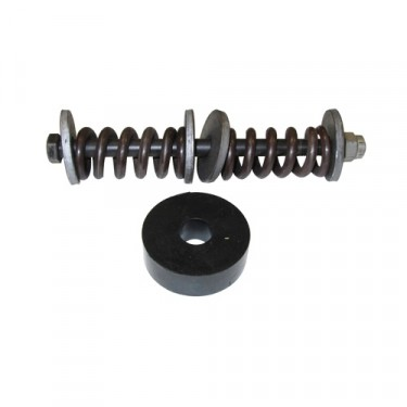 Rear of Cab Mount Spring & Bolt Kit, 47-64 Truck