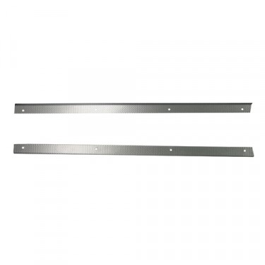 Front Floor Mat Strips Fits 46-64 Truck, Station Wagon