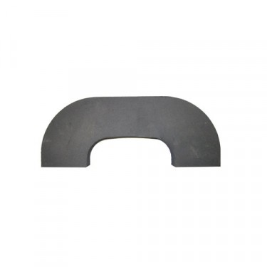 Arm Rest Foam, 50-64 Truck, Station Wagon