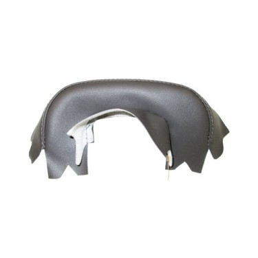 Dark Gray Arm Rest Cover, 50-64 Truck, Station Wagon