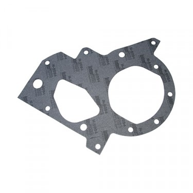 Block to Front Engine Plate Gasket, 54-64 Truck, Station Wagon with 6-226 engine