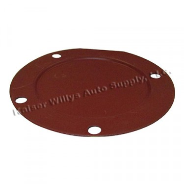 Floor Pan Master Cylinder Access Cover, 46-71 CJ-2A, 3A, 3B, 5, M38, M38A1