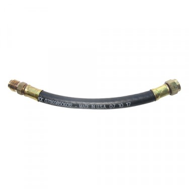 Flexible Fuel Hose, 54-64 Truck, Station Wagon with 6-226 engine