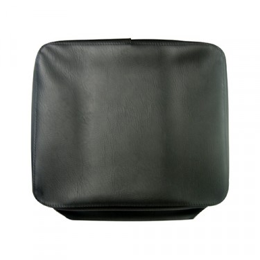 Seat Cover & Cushion for Front Bottom Seat Frame Fits 46-64 CJ-2A, 3A, 3B (Less Plywod Pan)