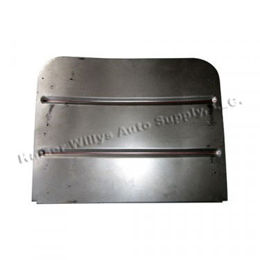 Driver or Passenger Side Seat Frame Upper Back Pan, 41-45 MB, GPW