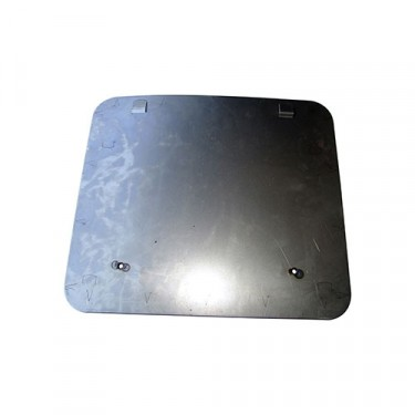 Driver or Passenger Side Seat Frame Bottom Pan, 46-66 CJ-2A, 3A, 3B, 5, 6, M38, M38A1
