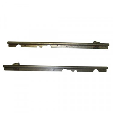 Door Frame Rope Channel (pair), 49-53 CJ-3A, M38