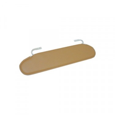 Sun Visors in Spice, 76-86 CJ