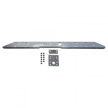 US Made Rear Crossmember Bumper, 52-66 M38A1
