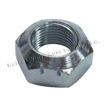 Emergency Brake Companion Flange Nut, 52-66 M38A1