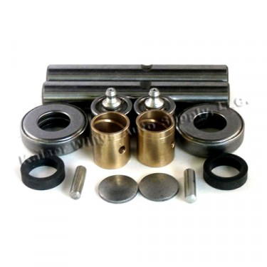 Steering King Pin Bearing Kit for Both Sides, 47-55 Jeepster & Station Wagon w/ Planar Suspension