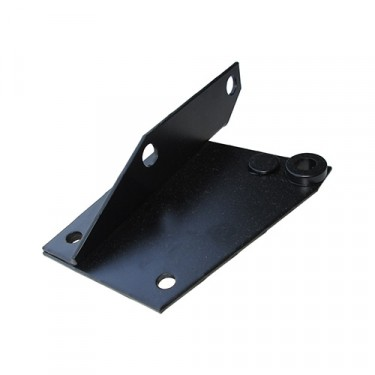 Oil Filter Canister Mounting Bracket, 53-71 Jeep & Willys with 4-134 F engine