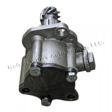 New Replacement Oil Pump  Fits  50-55 Station Wagon, Jeepster with 6-161 engine