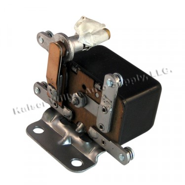 Factory Rebuilt Overdrive Relay (6 volt)  Fits  46-55 Station Wagon, Jeepster with Planar Suspension