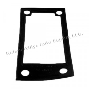 Rubber Tail & Stop Light Lens to Body Gasket, 52-64 Station Wagon