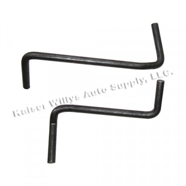 Radiator to Engine Support Rod Kit, 52-66 M38A1