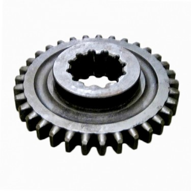 Output Shaft Sliding Gear, 53-66 Jeep & Willys with Dana 18 transfercase