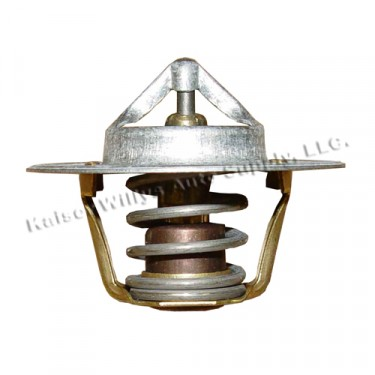 Thermostat Assembly 160 degrees, 41-71 Willys Jeep