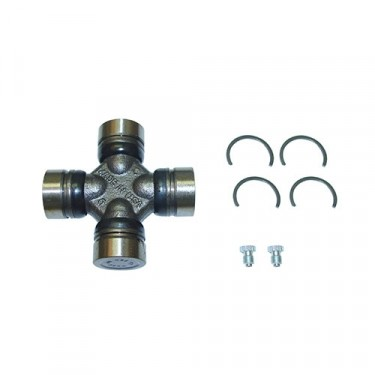 Greasable U-Joint Kit, 76-86 CJ with Front Dana 30