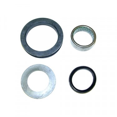 Spindle Bearing, Seal & Washer Kit, 76-86 CJ with Front Dana 30