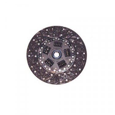 Clutch Disc, 80-83 CJ with 4 Cylinder GM 151