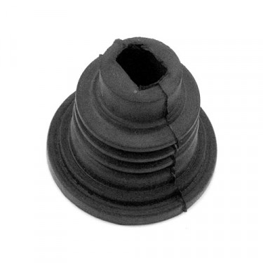 Lower Steering Shaft Coupling Spare Boot, 76-86 CJ