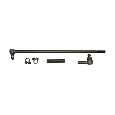 Tie Rod Assembly in 30.50 Inches, Pitman Arm to Steering Arm, 82-86 CJ-7, CJ-8