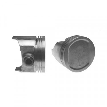Piston with Pin in Standard, 83-86 CJ with 2.5L 4 Cylinder