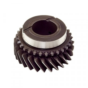 Transmission 3rd Speed Gear with 27 Tooth, 82-86 CJ with Warner T4 4 Speed Transmission