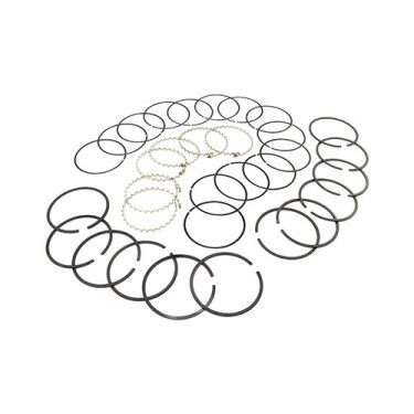 Piston Ring Set in .030 Inch o.s., 83-86 CJ with 2.5L 4 Cylinder