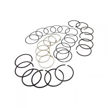 Piston Ring Set in Standard, 83-86 CJ with 2.5L 4 Cylinder