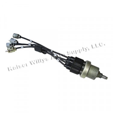 Ignition Switch 4 Prong Conversion, 50-66 M38, M38A1