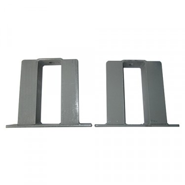 Rear of Cab Bottom Mount (Pair), 47-64 Truck