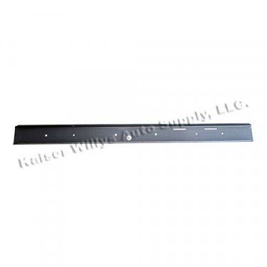 US MADE Replacement Front Bumper Bar, 55-71 CJ-5, 6