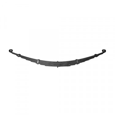 Rear Leaf Spring Assembly, 9 Leaf, 52-71 CJ-5, M38A1